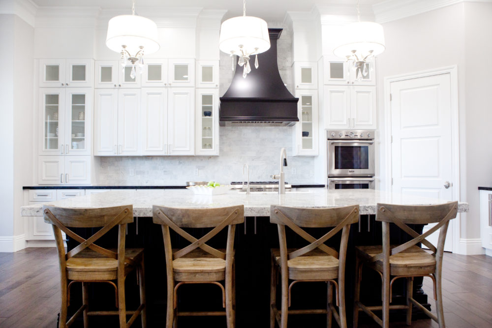 blankinship7 - THE TWO TONE KITCHEN by popular home design blogger E. INTERIORS