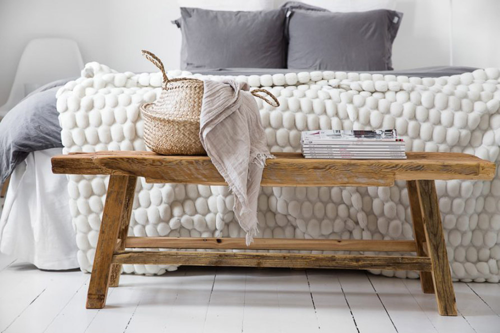 AFFORDABLE BENCHES by popular home and interior design blogger E. INTERIORS