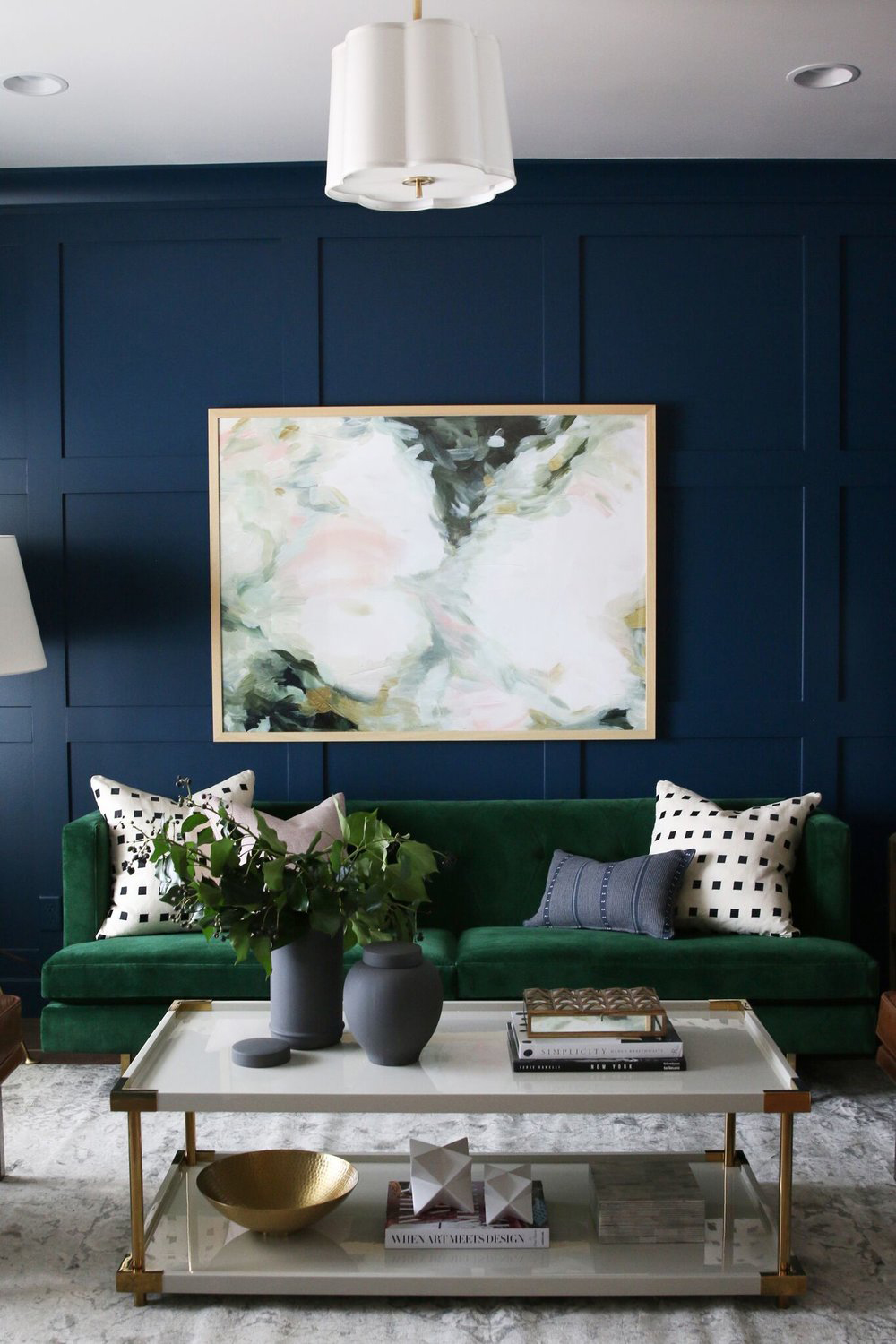 STATEMENT ART FAVORITES by popular home and interior design blogger E. INTERIORS